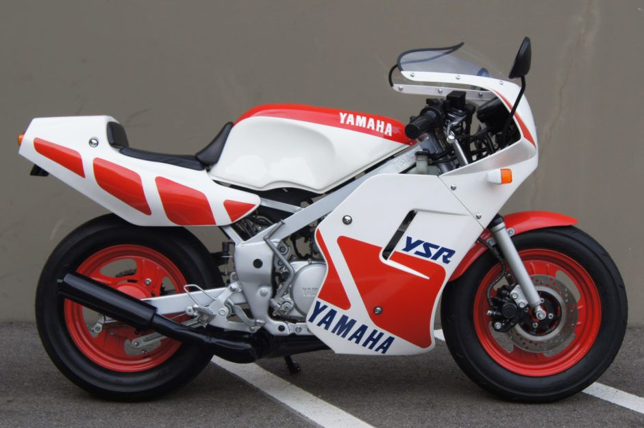 1988 Yamaha Ysr50 Ducati Cafe Racer Motorcycles For Sale Yamaha Parts