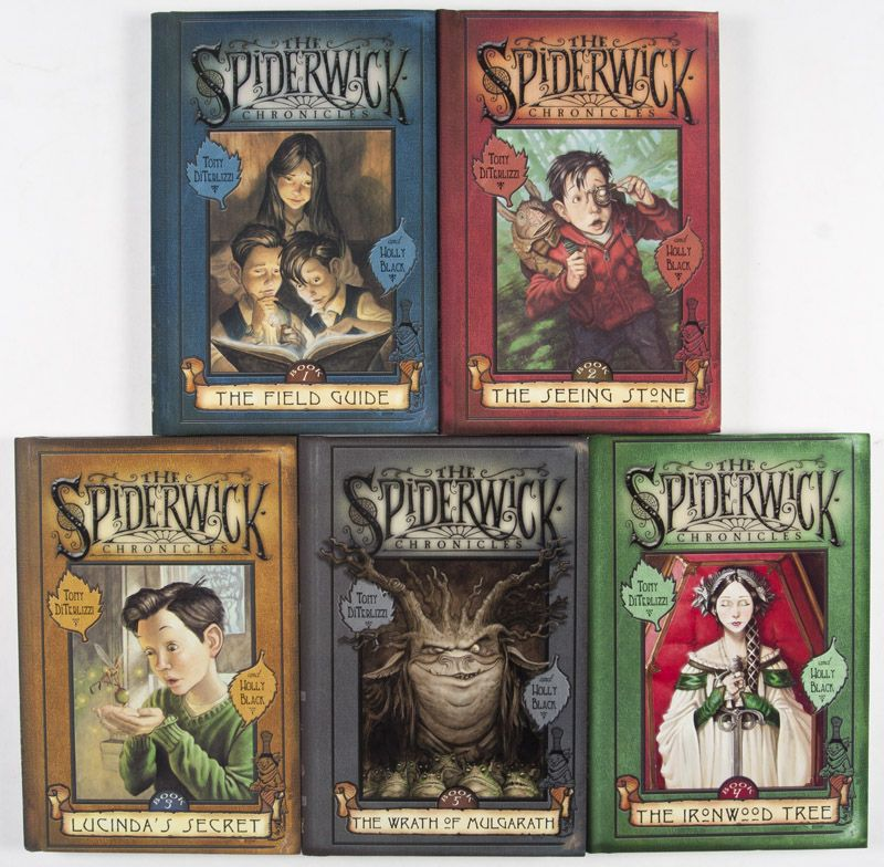 the spiderwick chronicles audiobook free download
