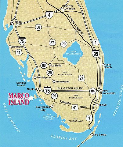 visiting or living on marco island or naples key west is a great