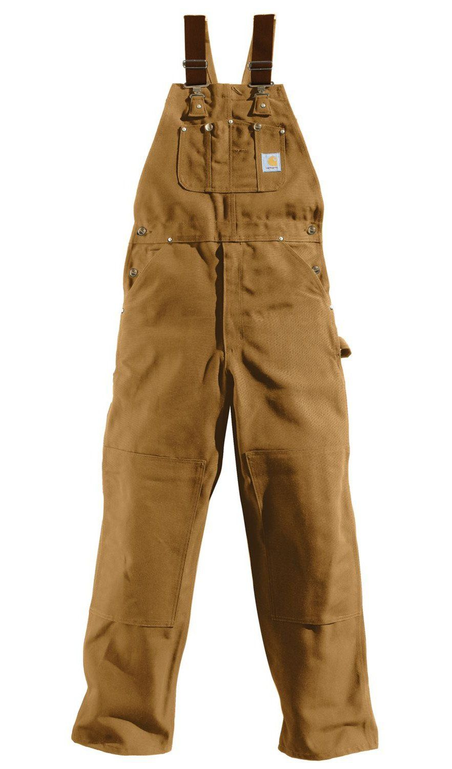 e4268d963da Carhartt Men's Duck Bib Unlined Overall R01 | closet in 2019 ...