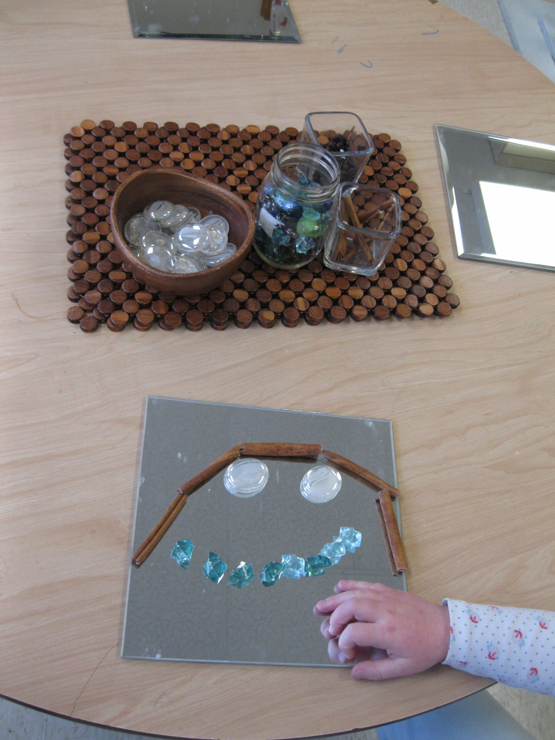 Self Portrait With Loose Parts