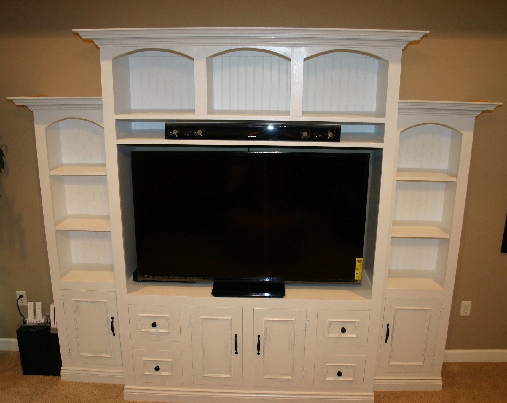 Entertainment center for 60 flat screen led tv do it yourself entertainment center for 60 flat screen led tv do it yourself home projects from solutioingenieria Image collections