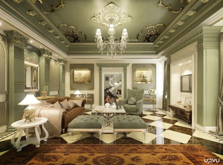 Beispiele zum Wohnzimmer einrichten - 30 moderne Ideen ...
