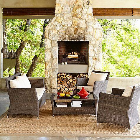 Buy John Lewis Reims Outdoor Furniture Online at johnlewis.com ...