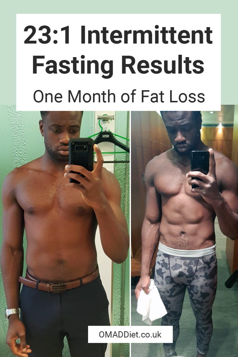 30 Day Omad Results : results, Month, Intermittent, Fasting, Results, (23:1), Workout, Results,, Before, After,