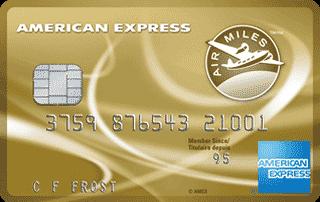 The Gold Rewards Card American Express Canada Carta