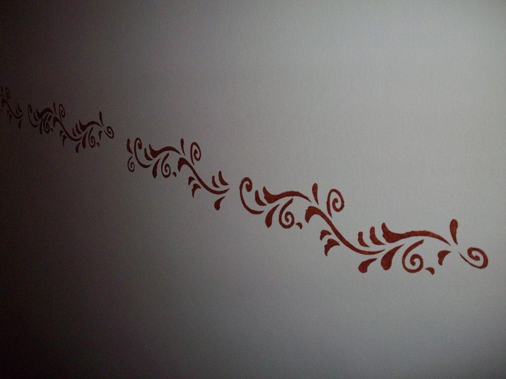 18 im genes para la b squeda plantillas para pintar for Plantillas para pintar paredes
