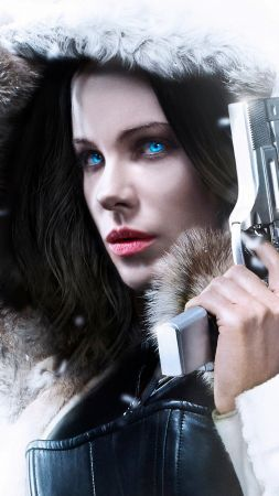 Wallpaper Underworld Blood Wars, Kate Beckinsale, vampire