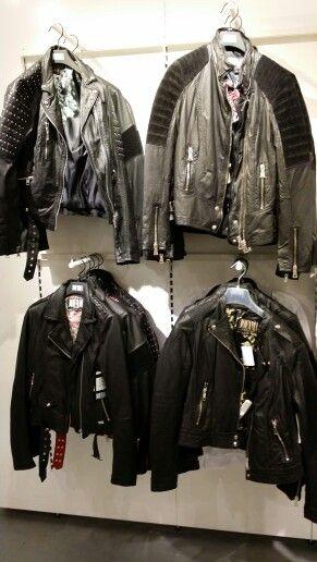 Jacket leather / JOFAMA