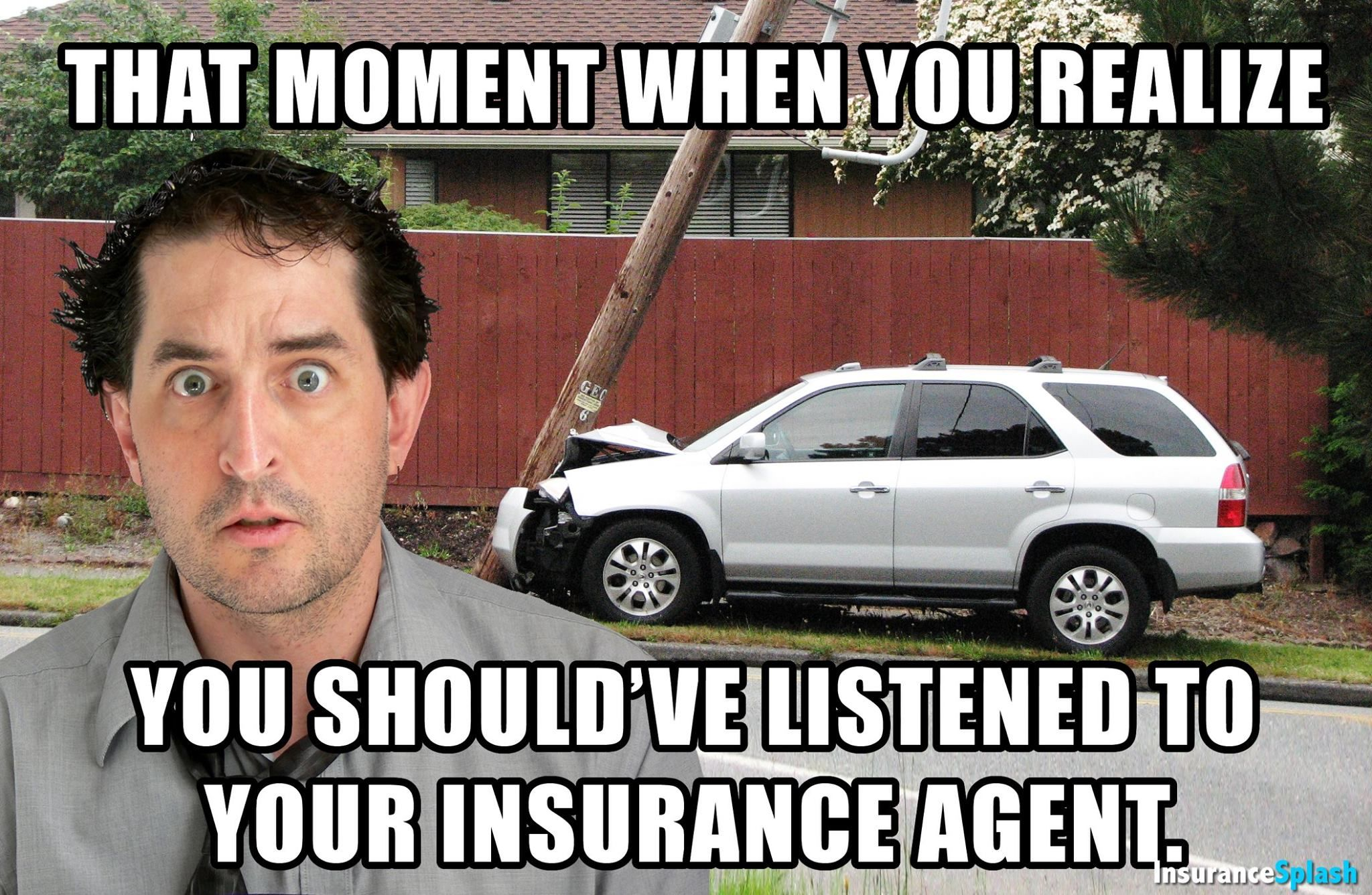 This Happens Way Too Often Insurance Marketing Life Insurance Quotes Insurance Meme