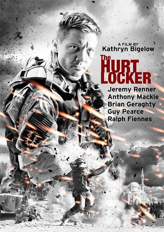 The Hurt Locker G I Have Been A Film Buff All My Life And