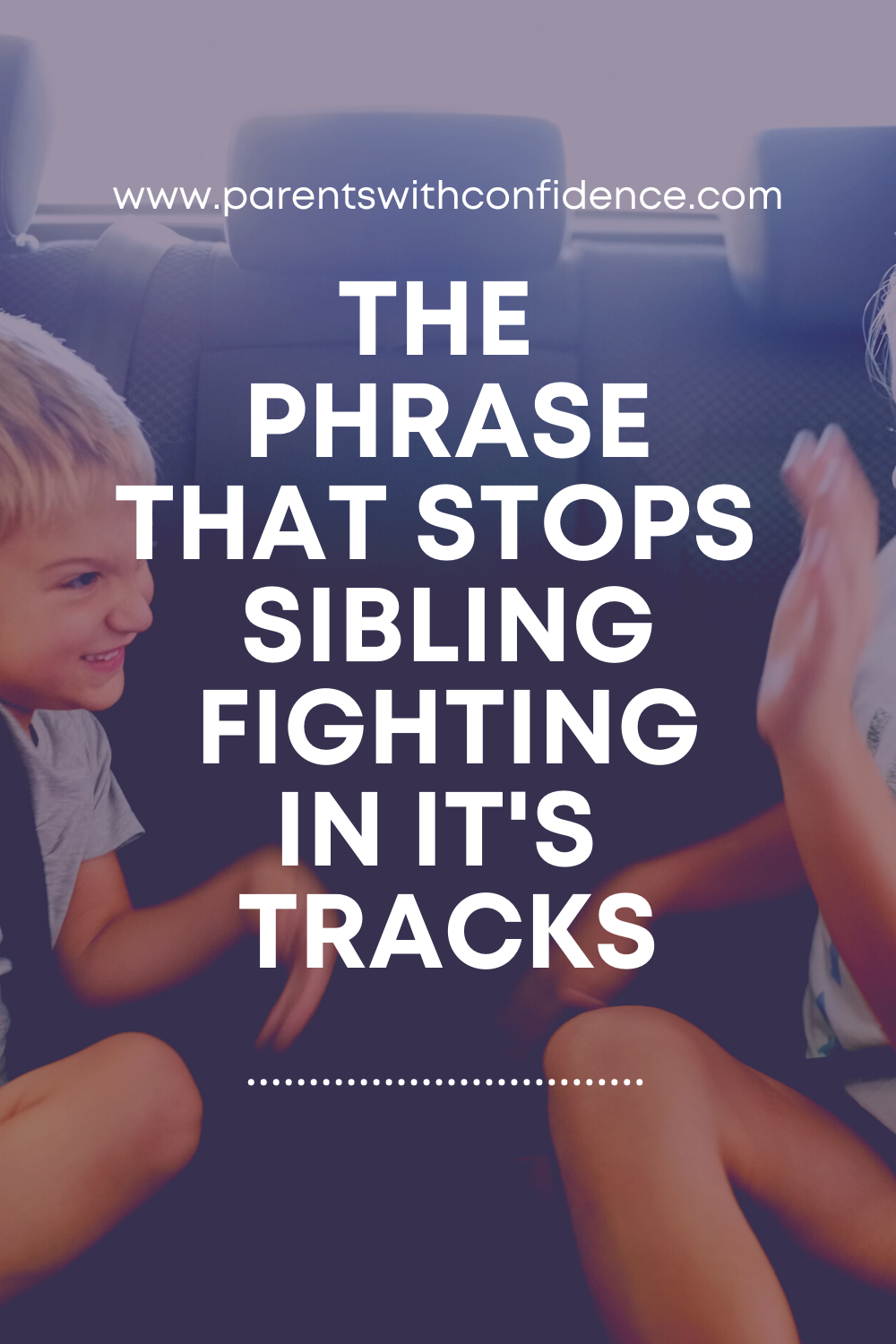 The Simple (but Magical) Phrase for When Your Kids