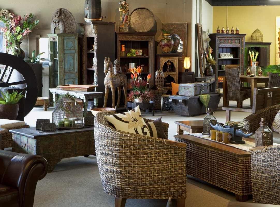 Safari Interior Design African And British Colonial