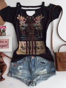 ade2034b2d Compre Shorts - Moda Feminina na loja Estação Store com o menor preço e  ande sempre na moda.