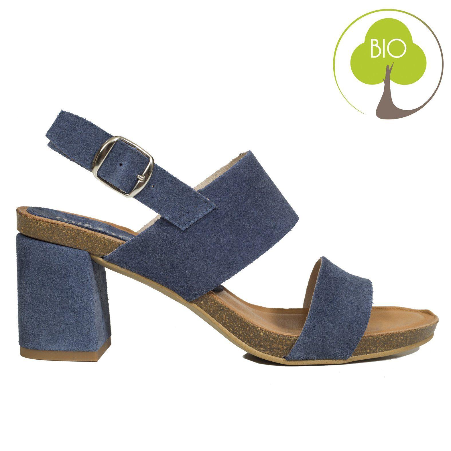 Plataforma 2019 Sandalias Jeans Azul En Bio QdrCsth
