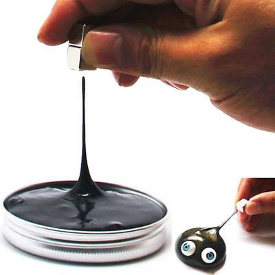 2017 Hot Present Creative Super Magnetic Strong Magnet Putty Desk Awesome Education Fun Toy Gift For