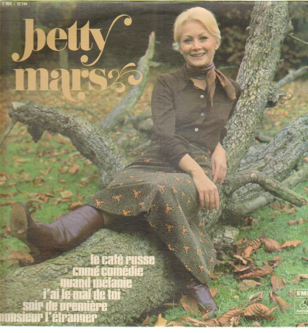 Betty Mars Nude Photos 35