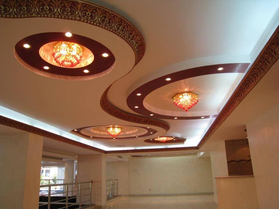 15 Decorative Ceiling Design Ideas That Are