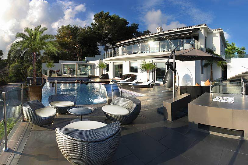 Luxury Villa Andalucia Villa Malaga Aqui Villas Prestige