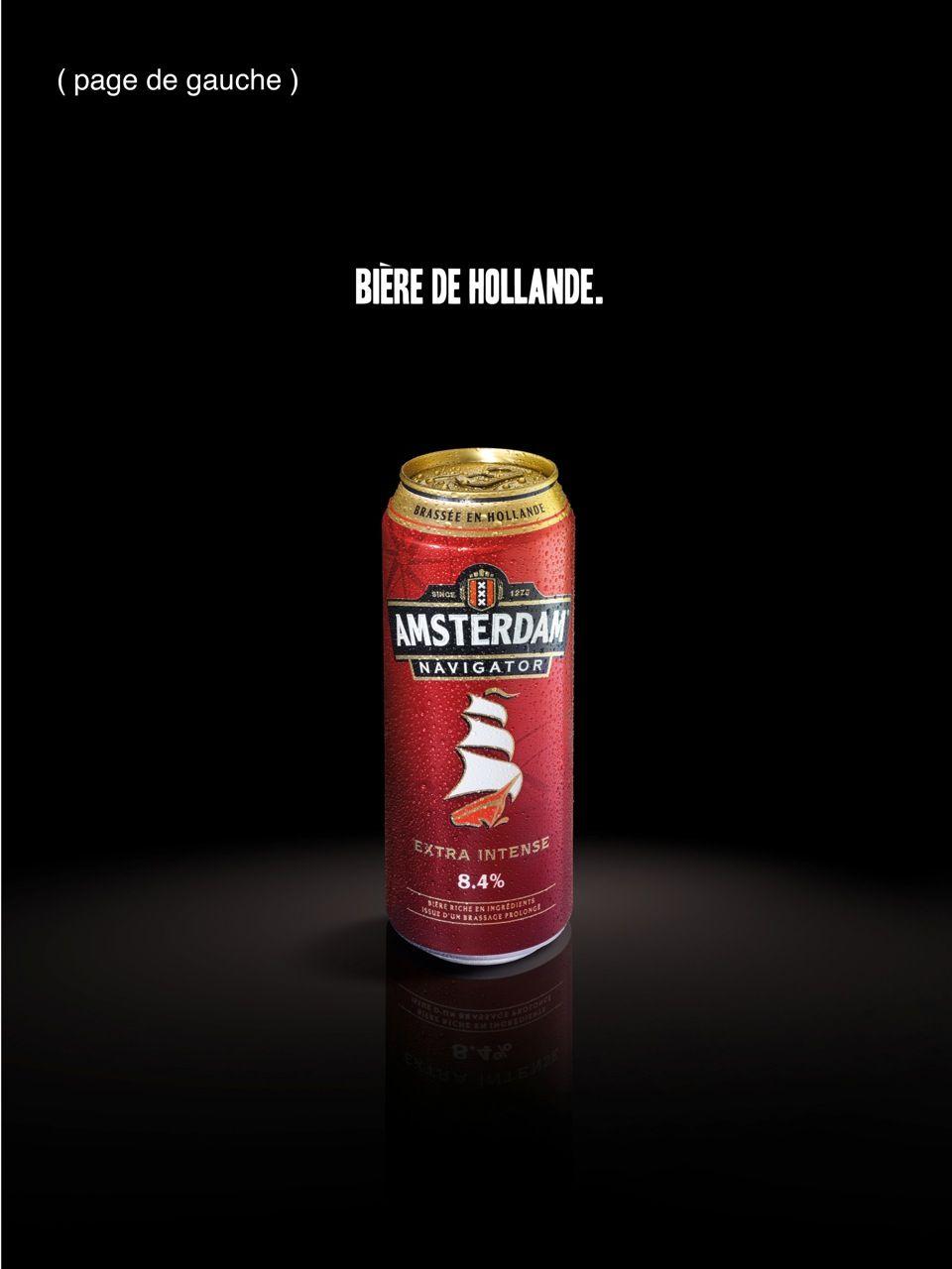 Amsterdam #advertising #print #ELYSEE2012 I Nicolas Baral