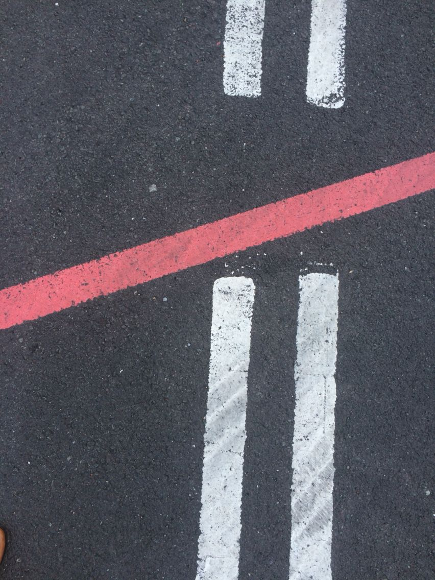 Pin by Becky Mars on Found Mark - Urban | Road markings ...