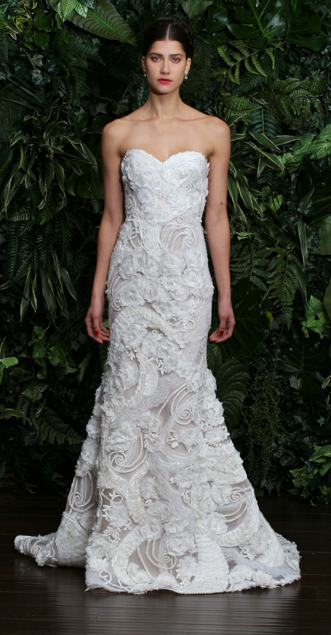 Naeem Khan Bridal Collection At BG Bridal. 212 872 8957