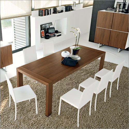 Tables R Modern Extendable Dining Table By Calligaris Room Furniture