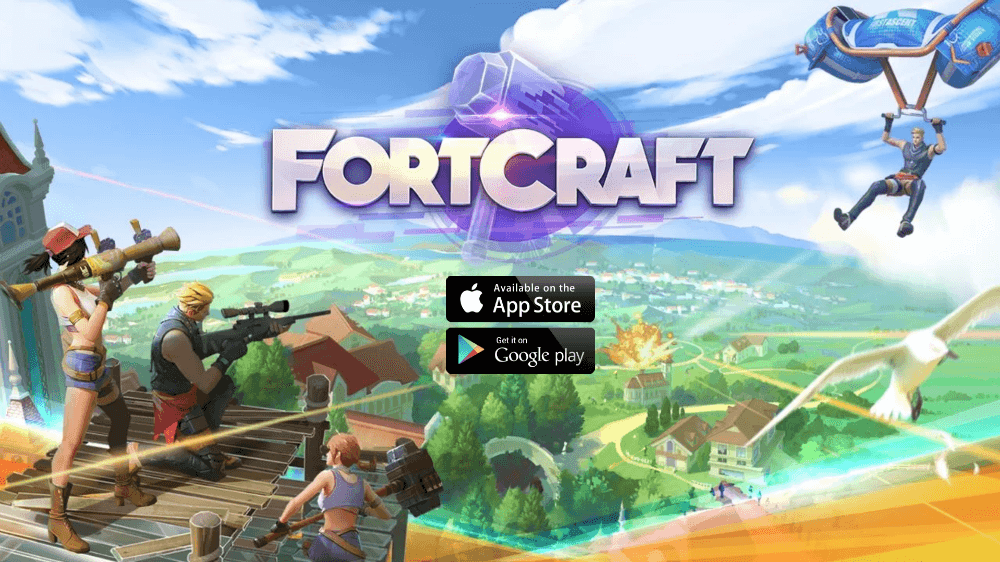 Fortcraft Apk Download A Fortnite Mobile Game For Android Ios