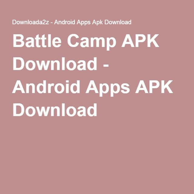Battle camp apk download android apps apk download urtaz Images