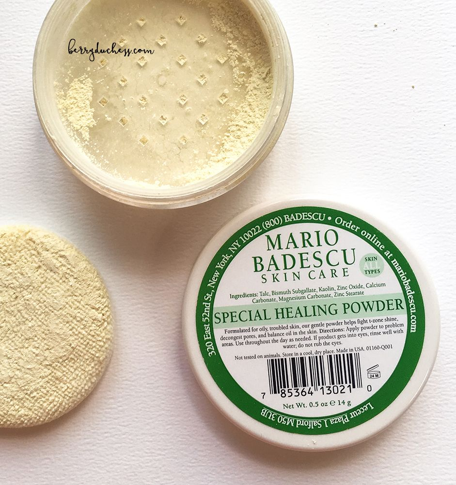 April S Love It Or Leave It Mario Badescu Review Mario Badescu Healing