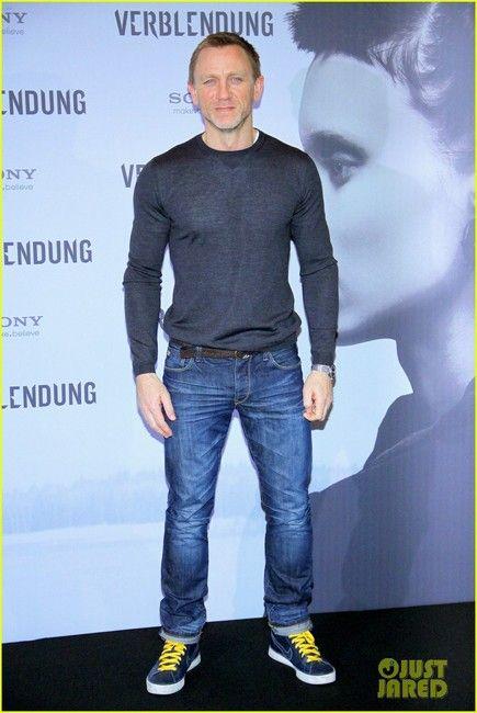 Outfit2 Daniel Craig Modern Mens Fashion Daniel