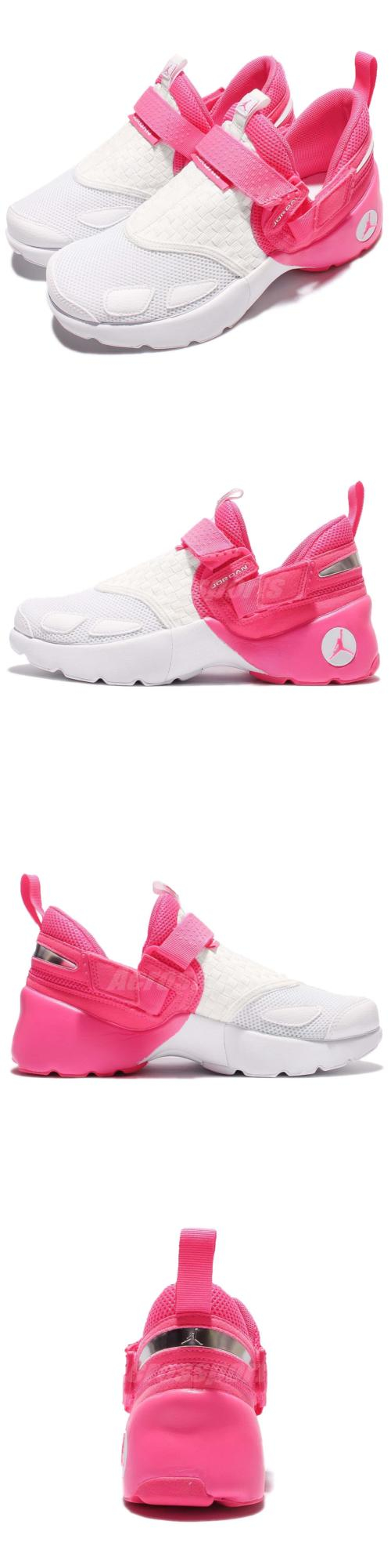 ... Youth 158954 Nike Jordan Trunner Lx Gg Hyper Pink Girls Kids Women  Training Shoes 897994 ... ed3b29e14