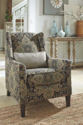 Hartigan Chair By Ashley Homestore Onyx Ashley Furniture