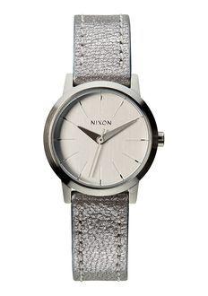Kenzi Leather, Silver Shimmer