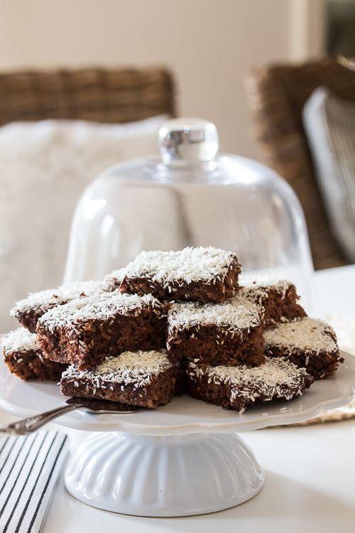 Amalie Loves Denmark Schokoladen Kokoskuchen Brownies Cookies