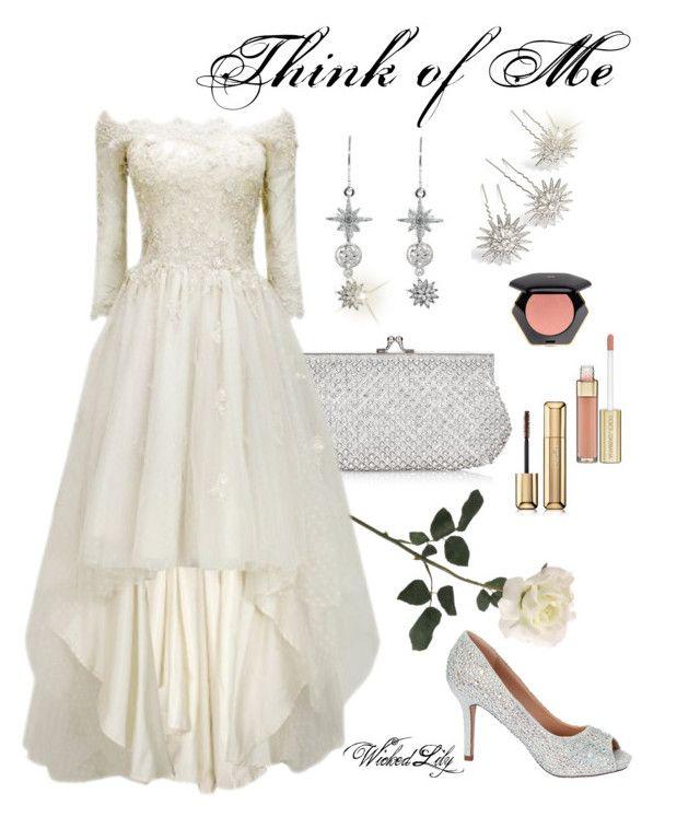 "Christine Daae Dressing Gown: Think Of Me-Christine Daae From ""The Phantom Of The Opera"