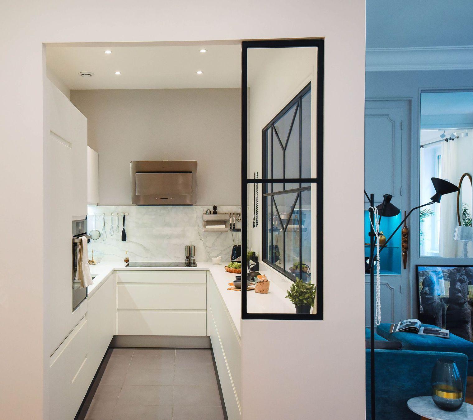 Appartement Lyon : un haussmannien de 115 m2 qui invite au voyage ...