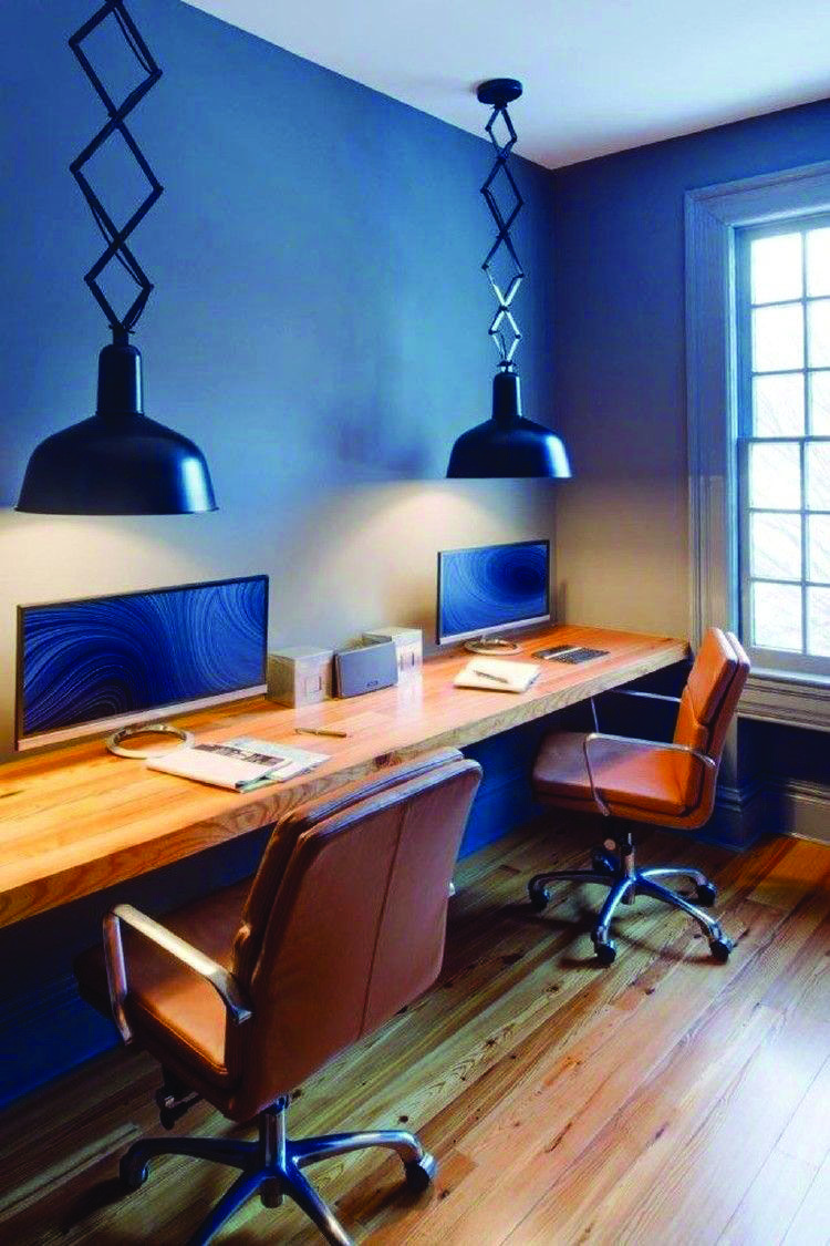 Superior Home Office Led Lighting One And Only Shopyhomes Com Home Office Design Contemporary Home Office Office Interiors