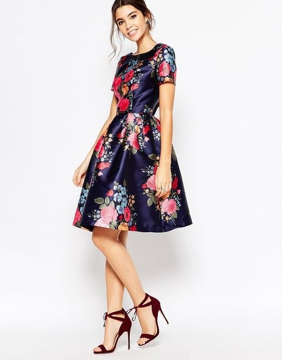 b3094e0eb34 Spring bridesmaid dress   accessories from ASOS (100 Layer Cake ...