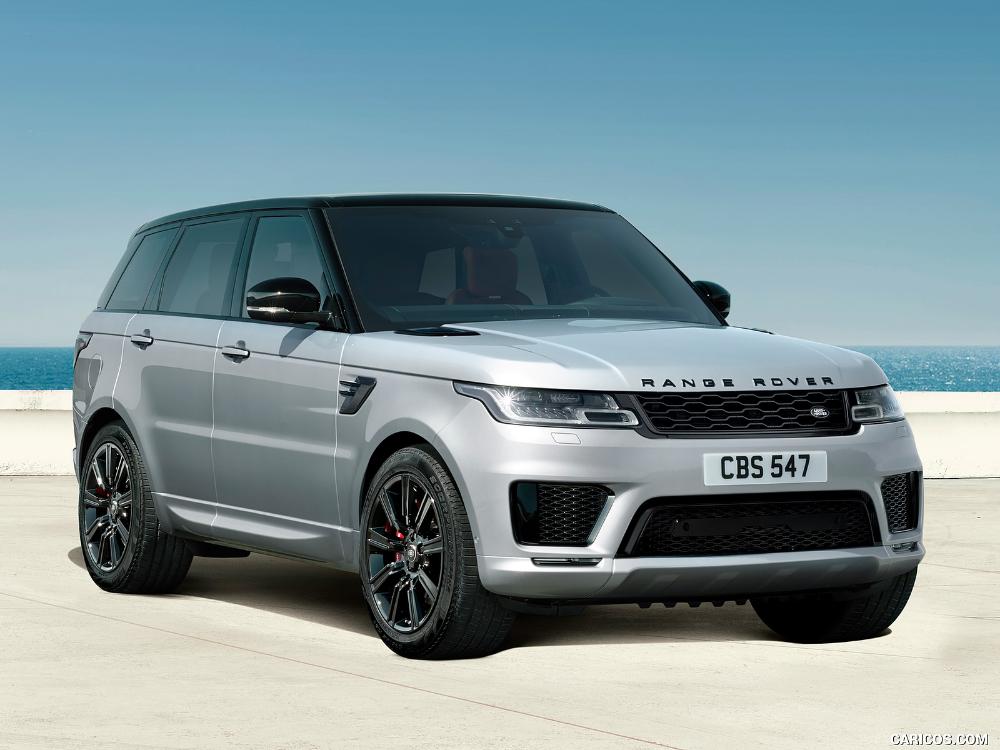 2020 Range Rover Sport HST Special Edition Range rover