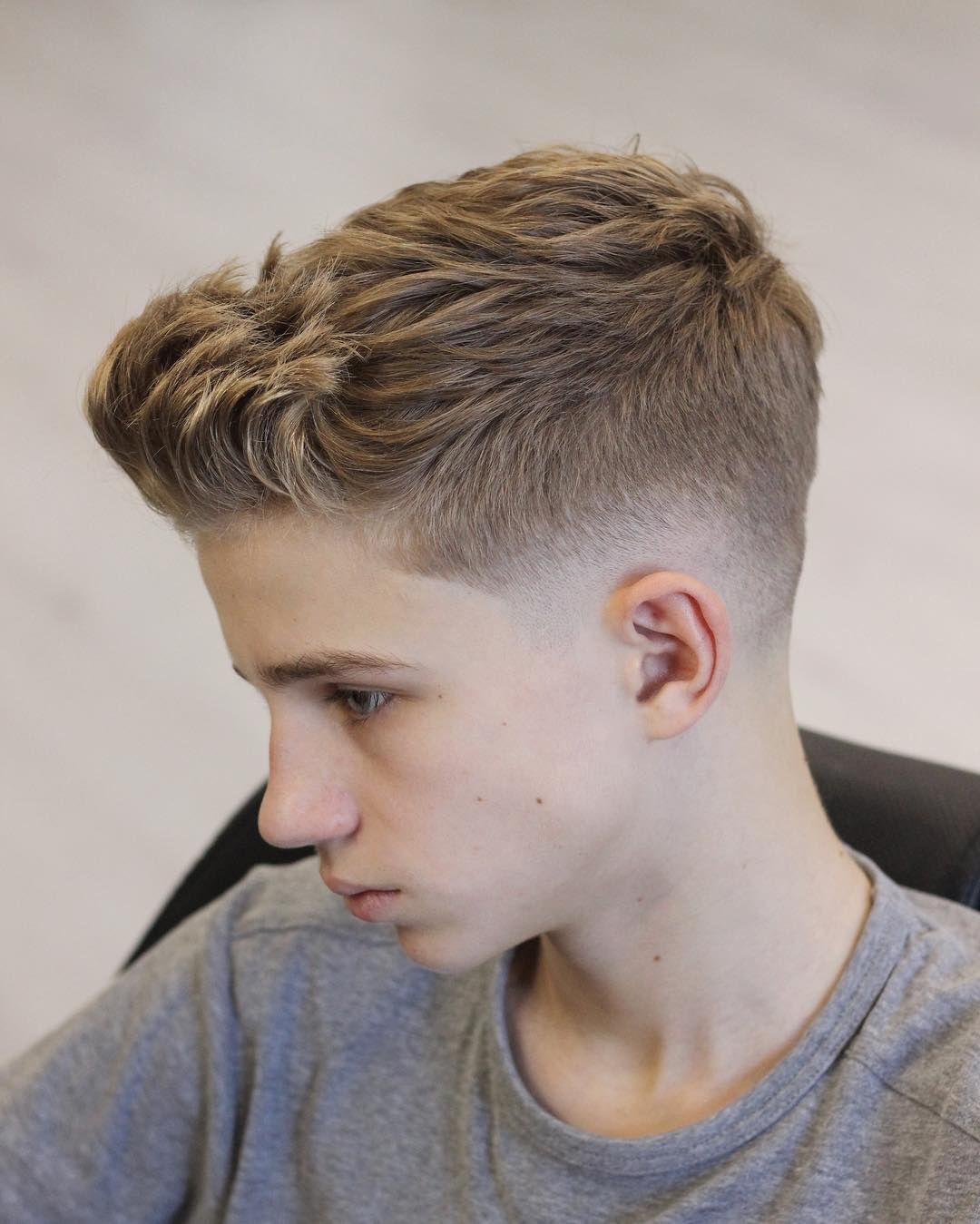 Top 12 Beautiful Hair Style Boys 2019 Boys Hairstyles