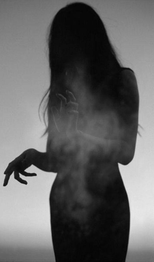 Black And White My Favorite Photo Witch Dark Art Art