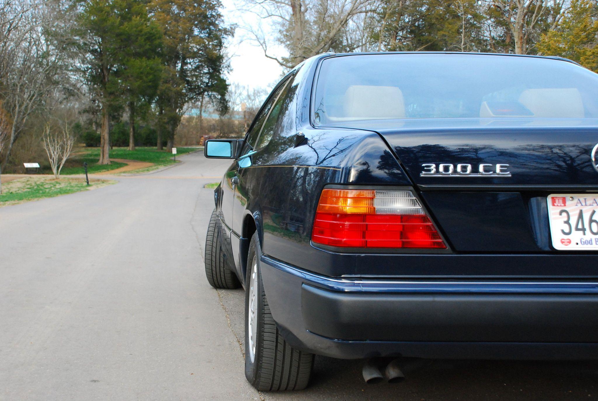 1991 Mercedes Benz 300ce Mercedes Benz Benz Mercedes