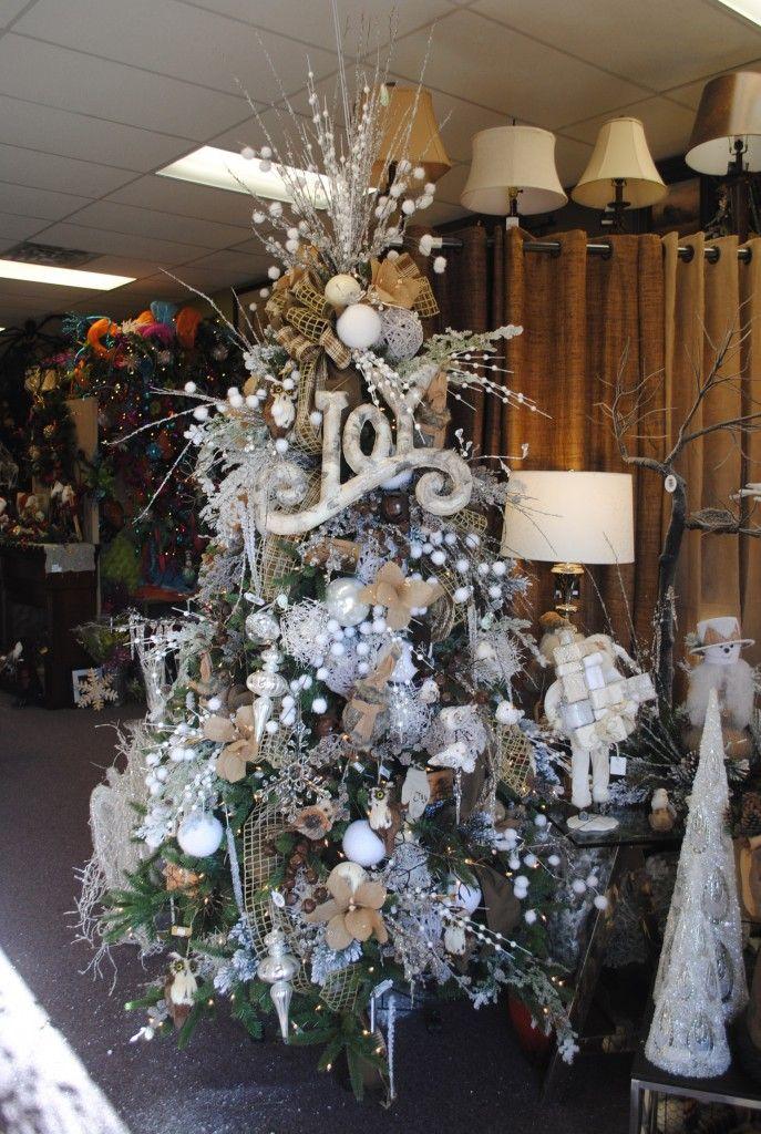 12 christmas tree decorating ideas christmas tree holidays and xmas tree. Black Bedroom Furniture Sets. Home Design Ideas