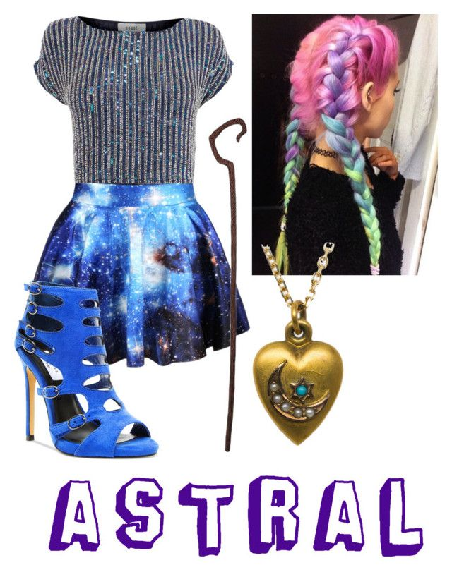 """""""Astral-R"""" by fandom-fashion7 ❤ liked on Polyvore featuring Chicnova Fashion, Coast and Chelsea & Zoe"""