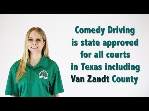 Van Zandt County Texas Defensive Driving | Comedy Driving Inc  #defensivedriving #defensivedrivingtexas #safedriving #safedrivingtexas #trafficschool #trafficschooltexas #followme #pinme  http://www.comedydriving.com/