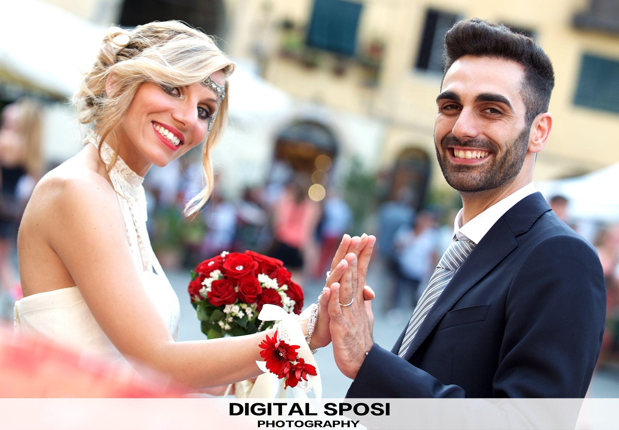 bellissima coppia di #sposi a #lucca #photography by #digitalsposi www.digitalsposi.com
