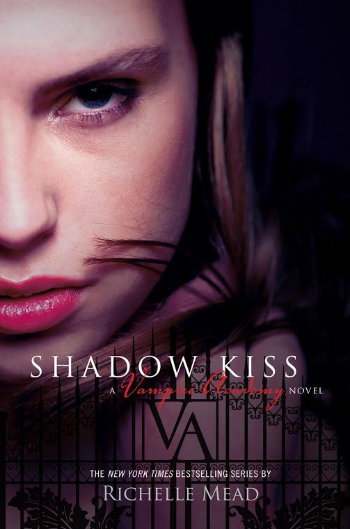 Book Review: Shadow Kiss (Vampire Academy, Book #3), By Richelle Mead Cover Artwork