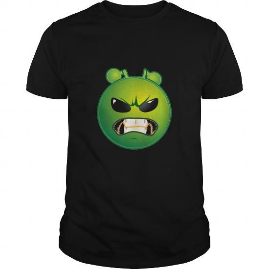 Awesome Tee Angry Alien Monster ET Extraterrestrial Martian Green Man Emoji for Women Men and Kids 8 SHIRT T shirts