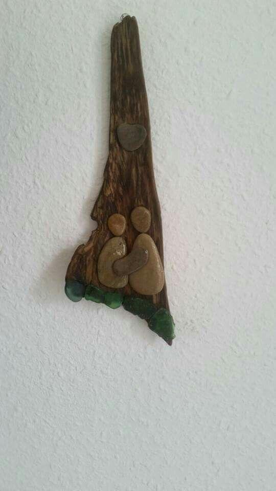 Treibholzbild Bilder Holz